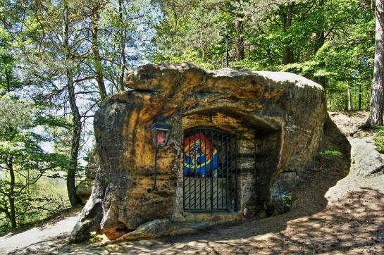 Křížová cesta Kamenický Šenov