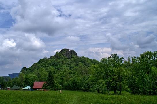 Zřícenina hradu Tolštejn