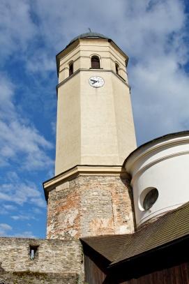 Kostel sv. Augustina.
