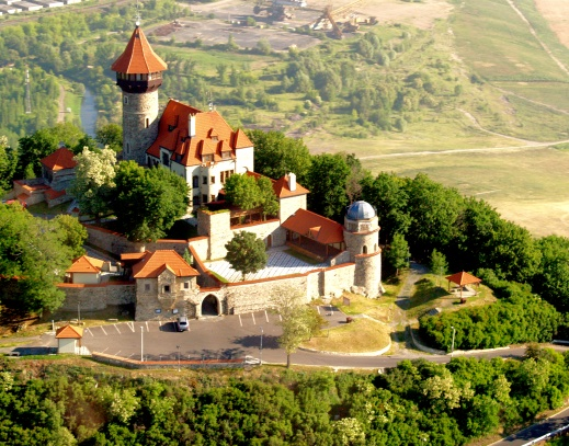 hrad Hněvín
