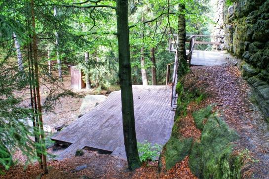 Lesní divadlo Mlýny