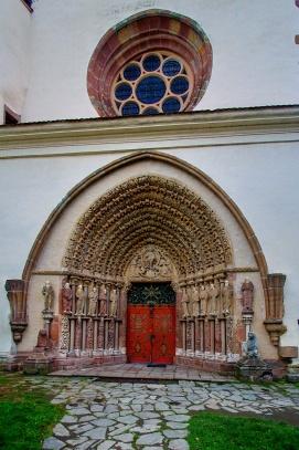 Porta Coeli - Předklášteří