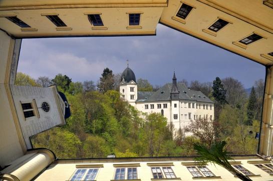 zámek Hrubý Rohozec