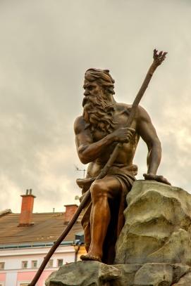 Krakonošovo náměstí - Trutnov