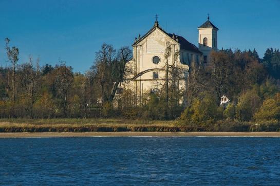 Klášter u Nové Bystřice