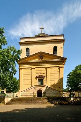Hrobka rodu Metternichů -  Plasy