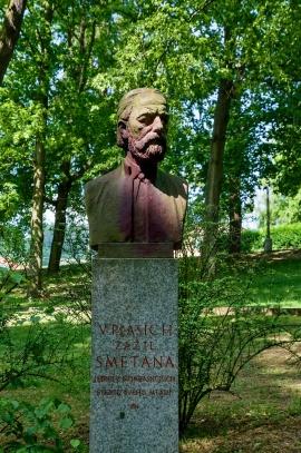 Pomník Bedřicha Smetany - Plasy