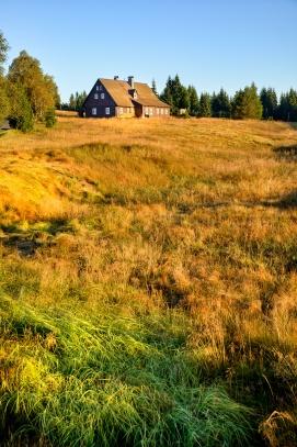 Hnojový dům - osada Jizerka