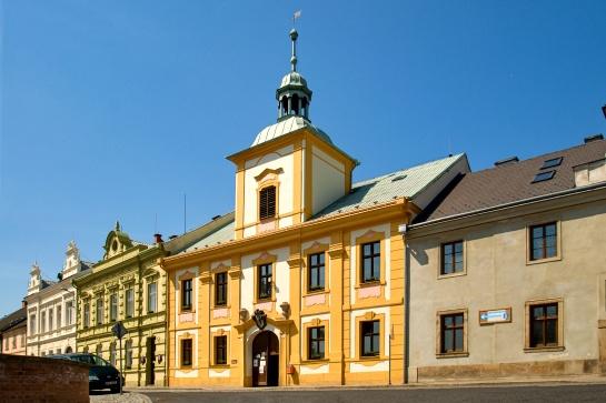 Budova radnice - Manětín