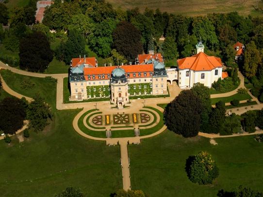 zámek Lány