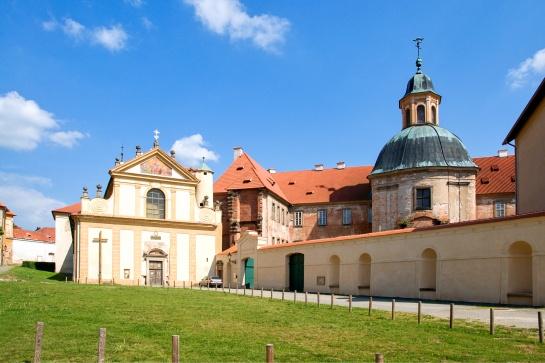 kostel Nanebevzetí Panny Marie - Plasy