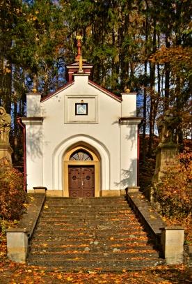 Suchý Důl, kaple Panny Marie Lurdské