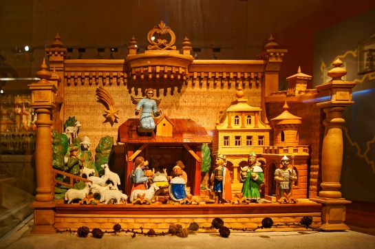 Muzeum betlémů v Třebechovicích pod Orebem