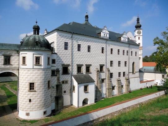 Pardubice zámek