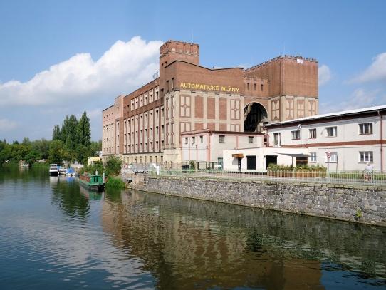 Pardubice automatické mlýny