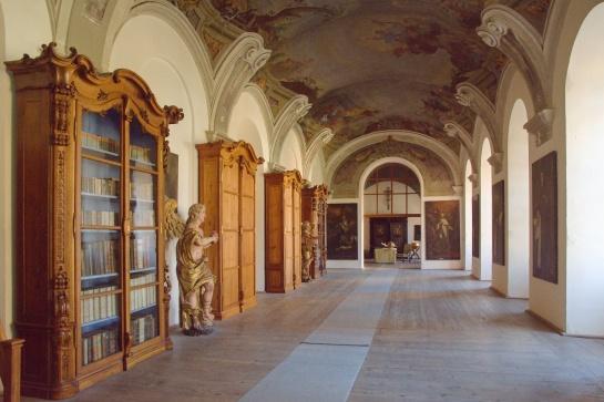 klášter Plasy