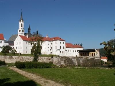 Vyšší Brod klášter