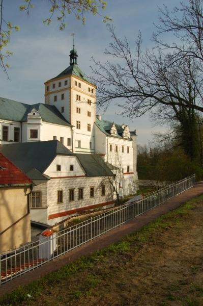 Pardubický zámek 4