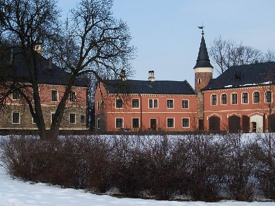 Sychrov - zámek