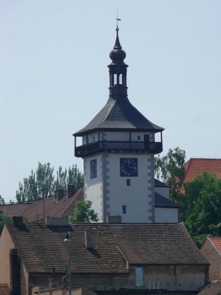 Roudnice nad Labem, městská hláska