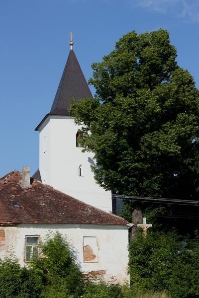 Horní Slatina - kostel