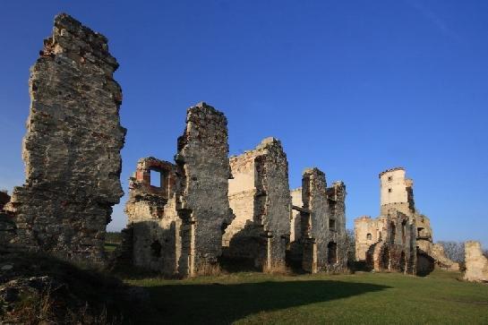 Torzo hradu Zvířetice